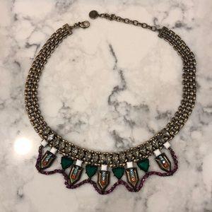 Stella and Dot Rebecca Minkoff jeweled necklace